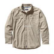 PATAGONIA Рубашка Sol Patrol II Shirt L/S #Stone р.XL
