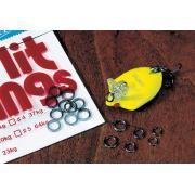 SMITH Заводные кольца Split Ring Stanless