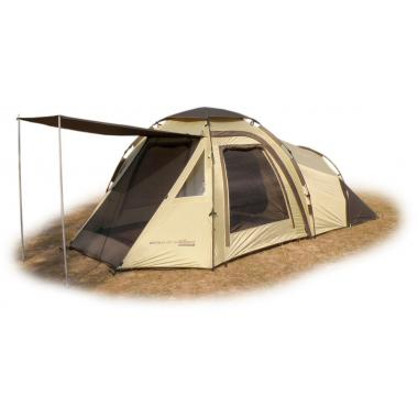 MAVERICK Палатка автомат Family Comfort #choco brown/brown