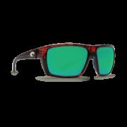 COSTA Очки HAMLIN, 580P Tortoise/Green Mirror XL