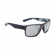 FE Очки Maverick Matte Black / Grey Rubber / Blue Camo / Gray Lens L