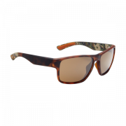 FE Очки Maverick Matte Tortoise / Orange Rubber / Green Camo / Brown Lens L