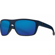 COSTA Очки Broadbill 580P #Matte Black/Blue Mirror
