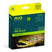 RIO Шнур нахлыстовый Grand #Camo/Tan
