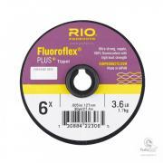RIO Поводковый материал Fluoroflex Plus Tippet (27,4m)