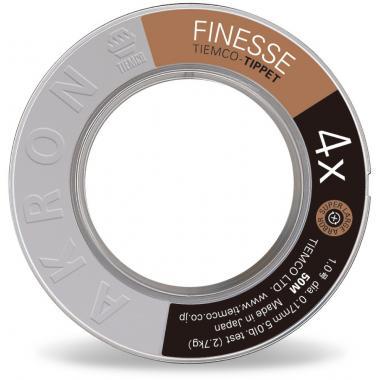 TIEMCO Поводковый материал Finesse Tippet (50m)