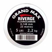 GRAND MAX Поводковый материал (флюрокарбон) RIVERGE, 25/0,310