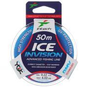 Леска Intech Invision Ice Line 50м
