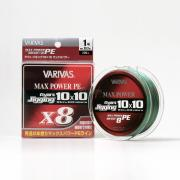 VARIVAS Плетеный шнур PE 8 Avani Jigging 10x10 MAX 200 m #0.8 16.7 lb