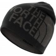 THE NORTH FACE Шапка Banner Beanie #Green/Vanadis Grey