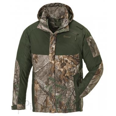 PINEWOOD Куртка Retriever Camouflage #AP Xtra/Moss Green р.XL