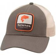 SIMMS Кепка Bass Patch Trucker #Canteen
