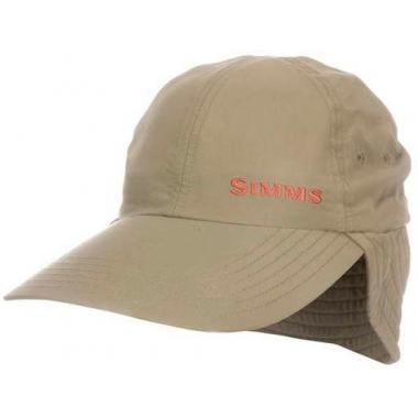 SIMMS Кепка Gallatin Sunshield Cap #Tan