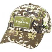 SIMMS Кепка Single Haul Cap #River Camo