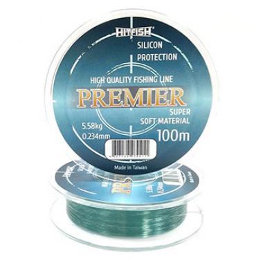HITFISH Леска Premier 100m #Clear