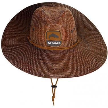 SIMMS Шляпа Cutbank Sun Hat #Toffee