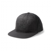 THE NORTH FACE Бейсболка Quilted Cap #Black