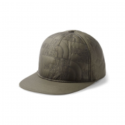 THE NORTH FACE Бейсболка Quilted Cap #Taupe Green