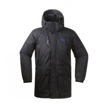 Granitt Down Parka (L, Black)
