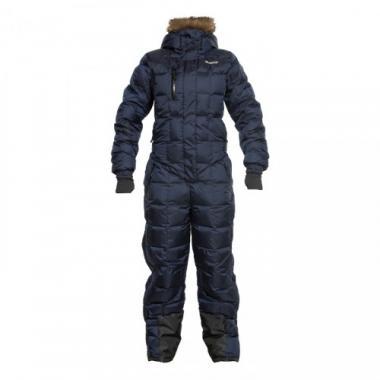 Комбинезон мужской Kvitfjell Down Suit (L, Navy)