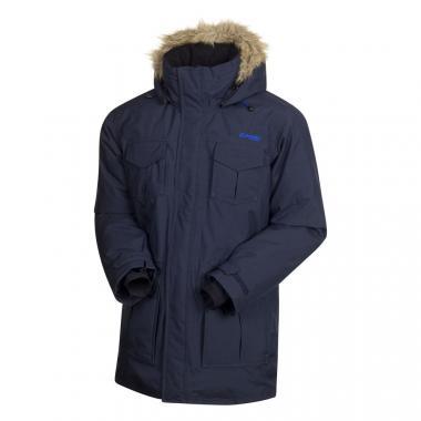 Lava Down Parka пальто мужское (L, Navy)