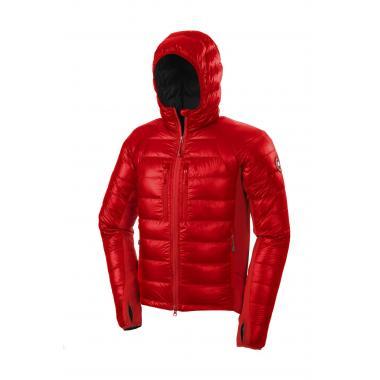 Куртка пуховая муж.Hybridge Lite Hoody (L, Red, , )