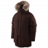 SIVERA Куртка пуховая Орос трюфель 54/188