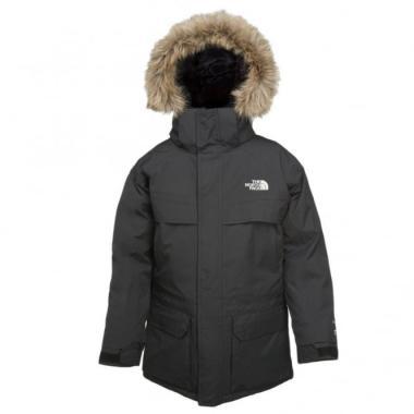 THE NORTH FACE Куртка Mcmurdo 2 #Gray/Black