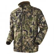 HARKILA Куртка Q Fleece Jacket #Optifade Ground Forest р.50