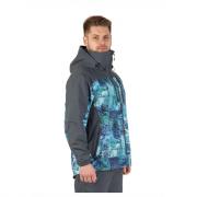 FHM Куртка Guard #Голубой/Серый