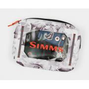 SIMMS Сумка Dry Creek Gear Pouch 4L #Cloud Camo Grey