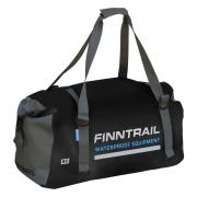 FINNTRAIL Гермосумка Big Roll 80L #Black