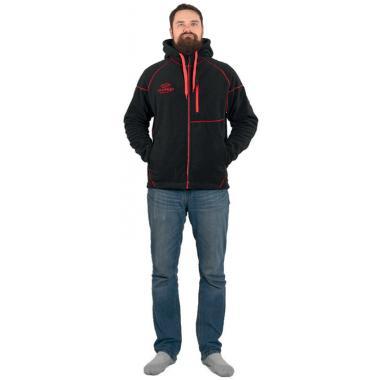 ALASKAN Куртка BlackWater с капюшоном #Black